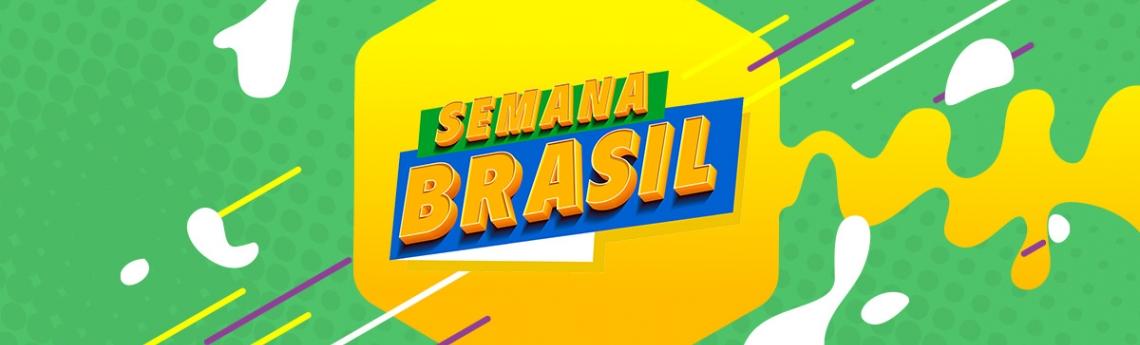 Semana Brasil movimenta comércio e varejo pela retomada da economia